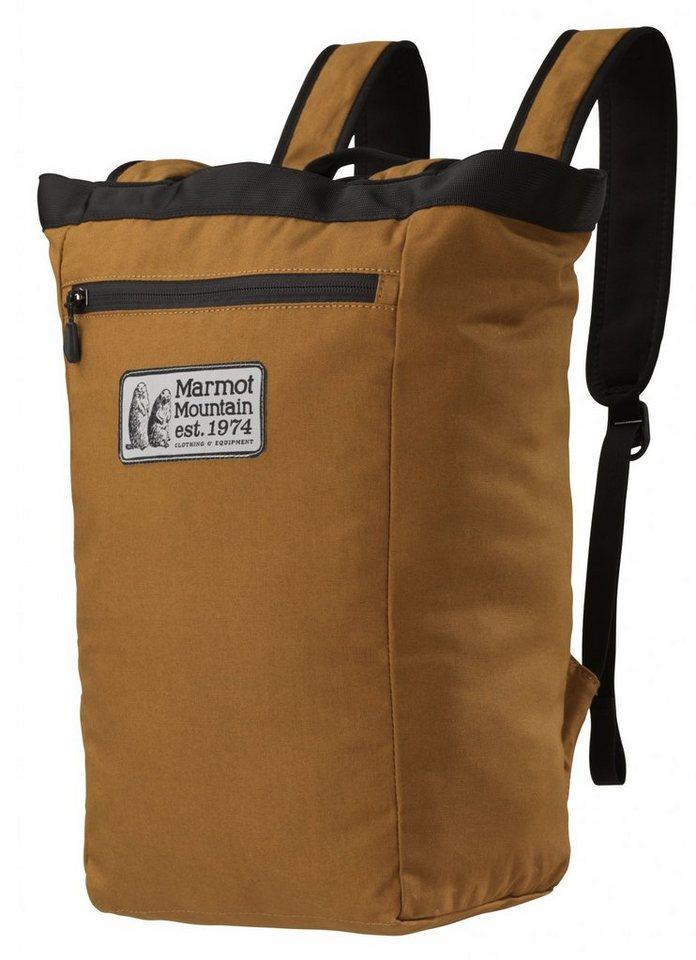 Marmot Sport- und Freizeittasche »Urban Hauler Med Canvas Daypack 28L« in braun
