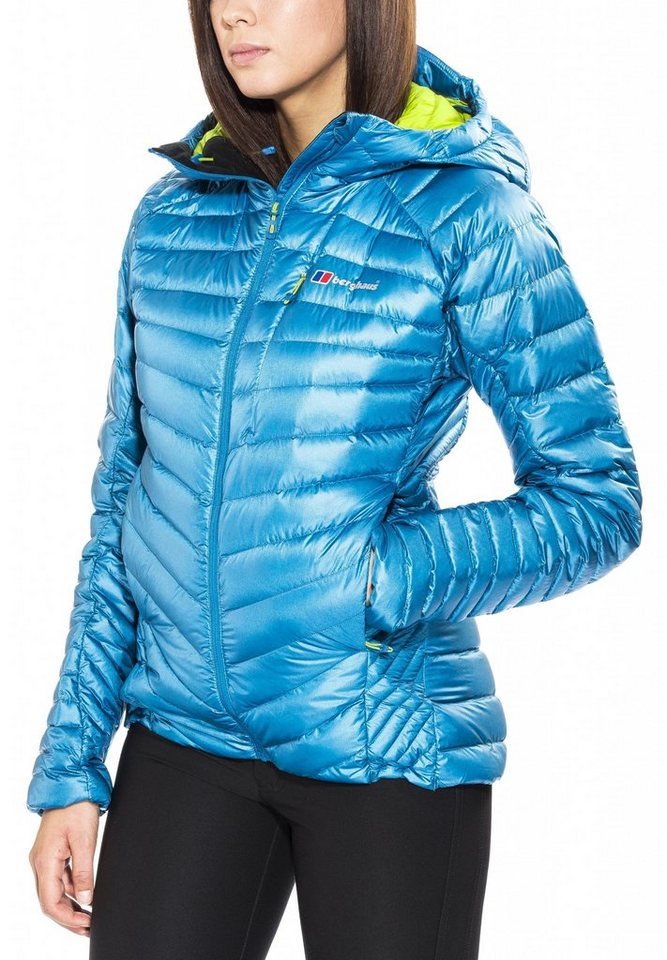 Berghaus Outdoorjacke »Extrem Micro Down Jacket Women« in blau