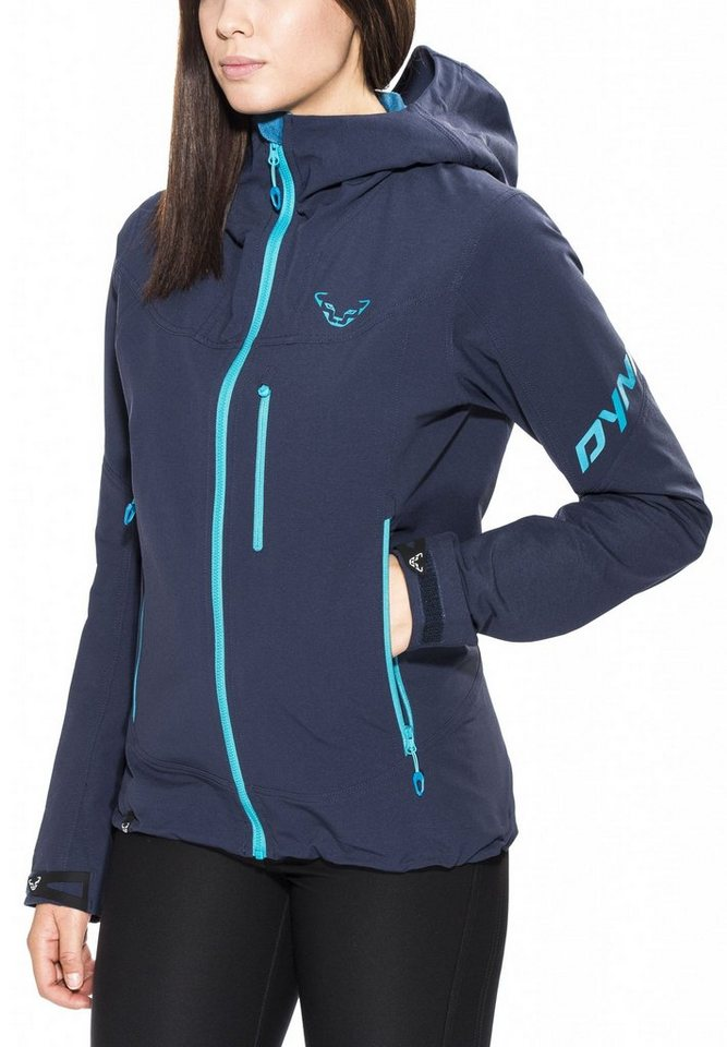 Dynafit Softshelljacke »Mercury DST Jacket Women« in blau