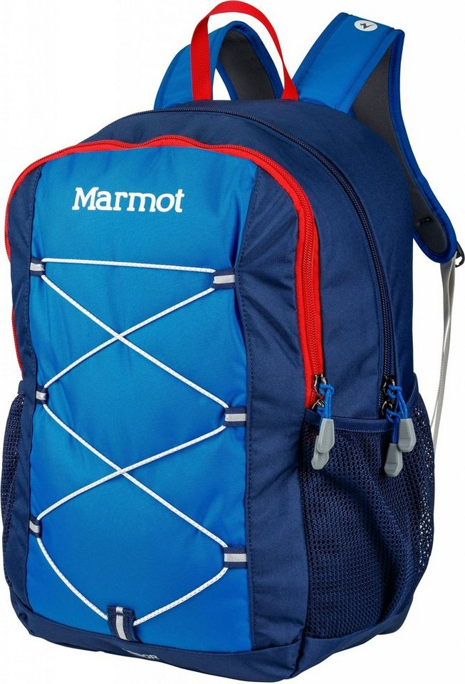 Marmot Sport- und Freizeittasche »Arbor Backpack Kids 18L« in blau