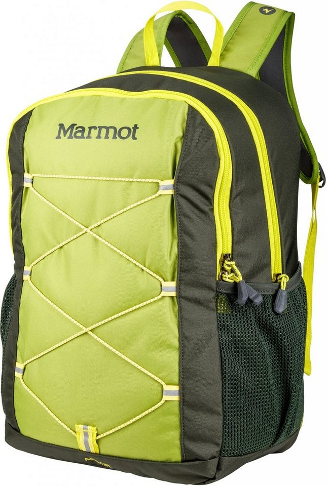 Marmot Sport- und Freizeittasche »Arbor Backpack Kids 18L« in grün