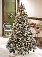 Thüringer Glasdesign Weihnachtsbaumkugel »Cappuccino« (40 Stück), Bild 5
