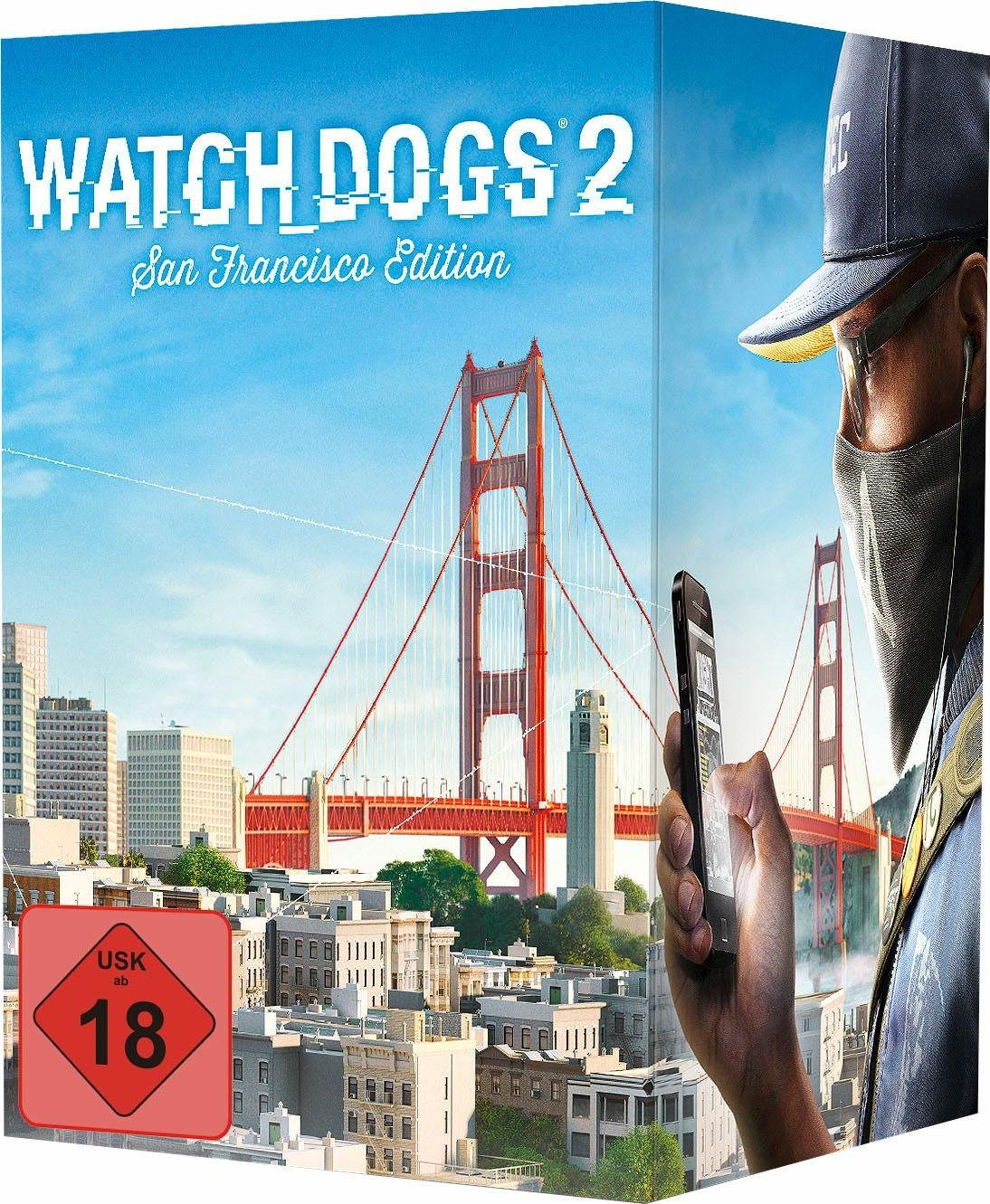 Watch Dogs 2 San Francisco Edition PlayStation 4