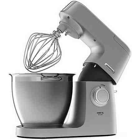 Kenwood Küchenmaschine Chef XL Elite KVL6320S + Zubehörpaket, 6,7 Liter, 1400 Watt