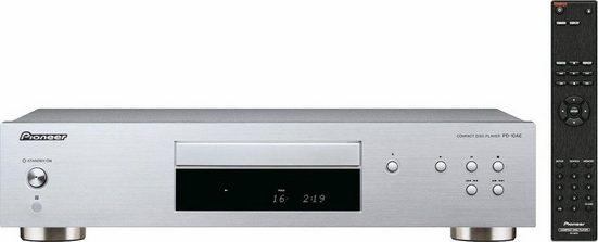 Pioneer »PD-10AE-B/PD-10AE-S« CD-Player