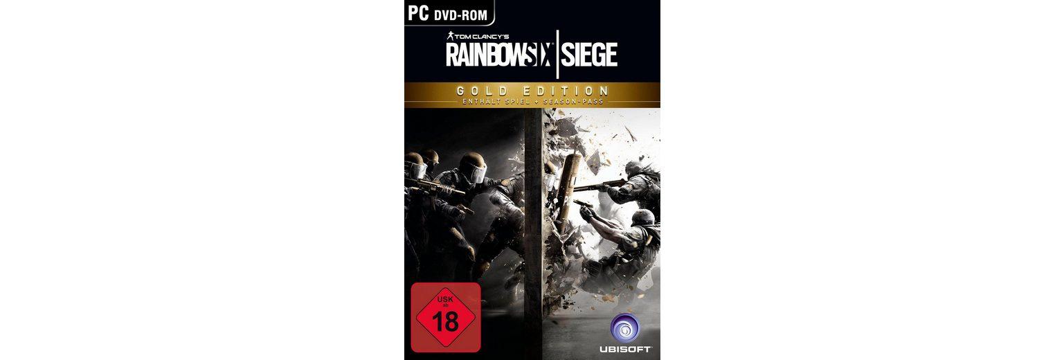 Tom Clancy`s Rainbow Six Siege Gold Edition PC