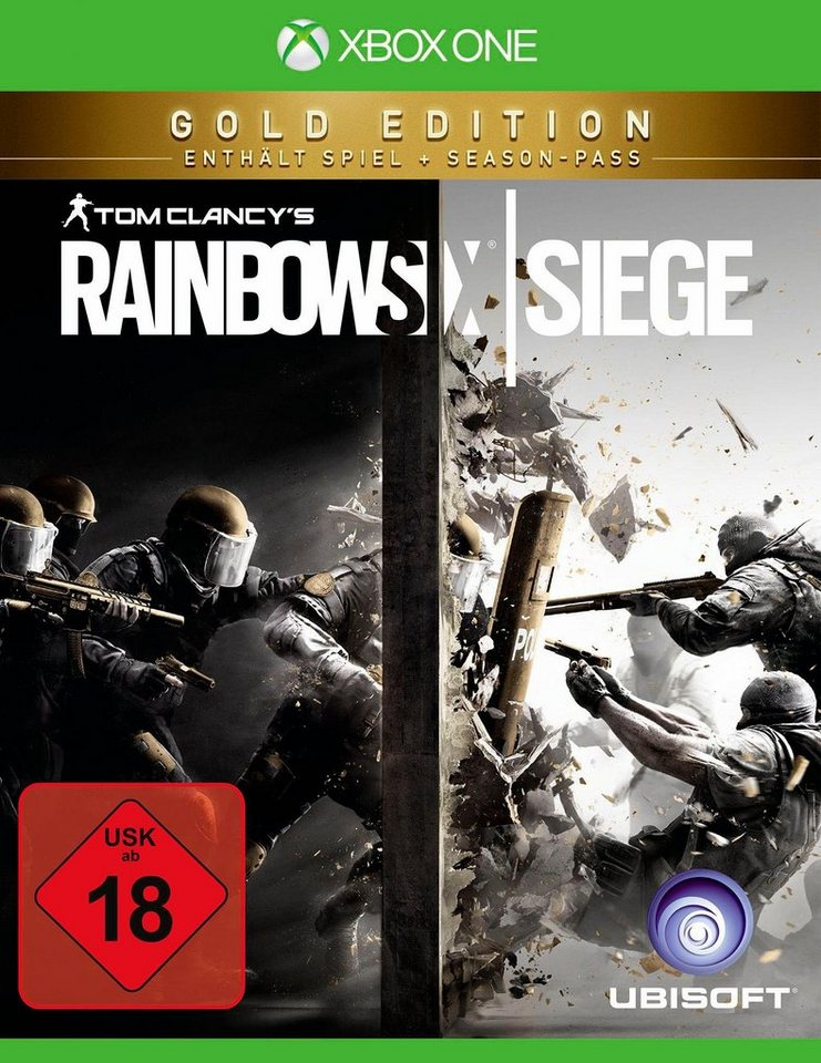 tom clancy s rainbow six siege gold edition xbox one. Black Bedroom Furniture Sets. Home Design Ideas