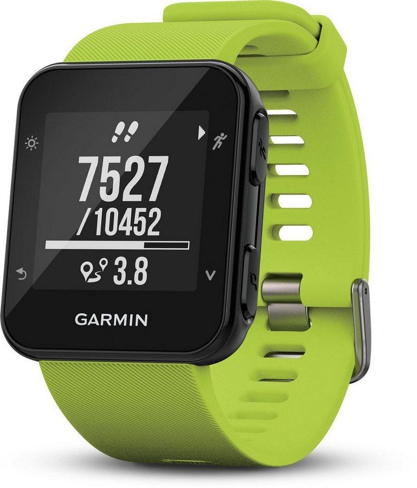 Garmin Activity Tracker »Forerunner 35« in Limette