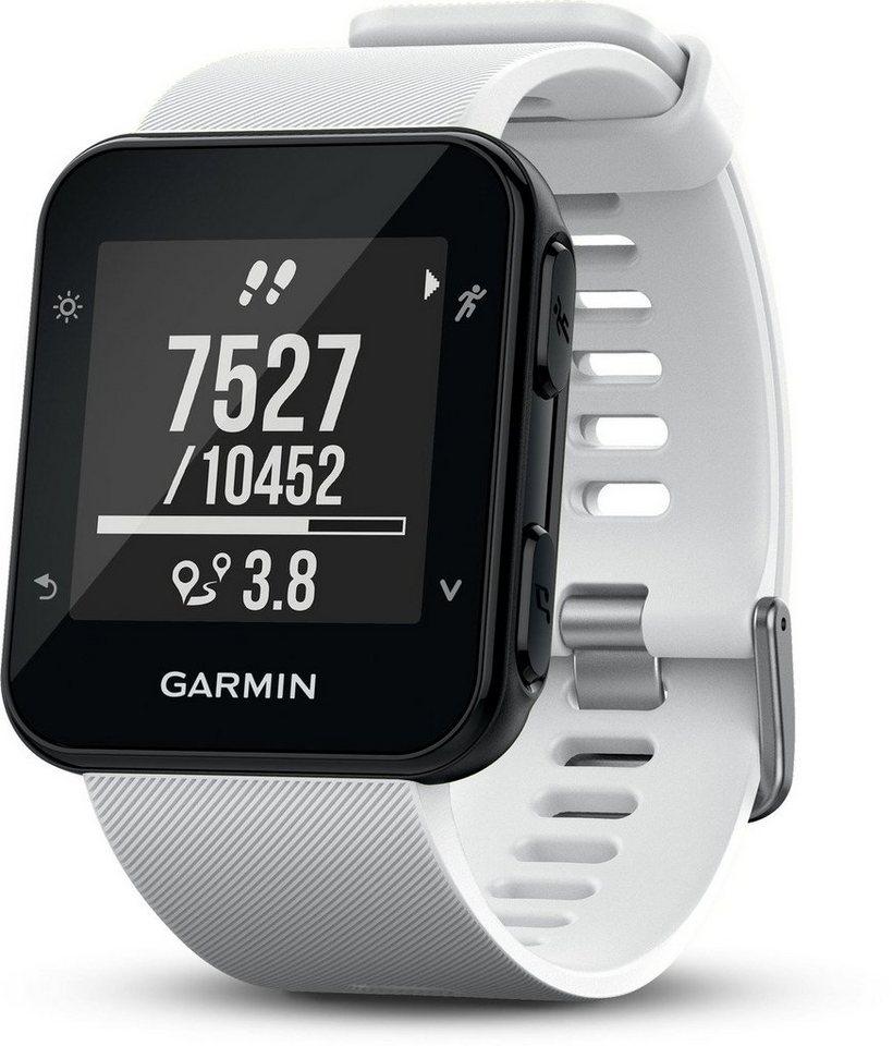 Garmin Activity Tracker »Forerunner 35« in Weiß
