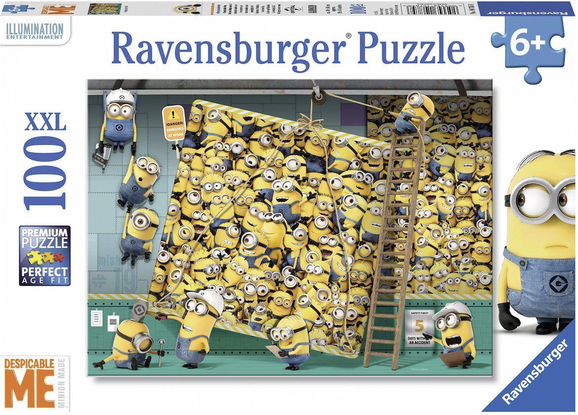 Ravensburger XXL Puzzle, 100 Teile, »Minions«