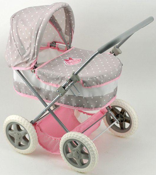 Dimian Puppenwagen, »Bambolina Boutique Deluxe Puppenwagen«