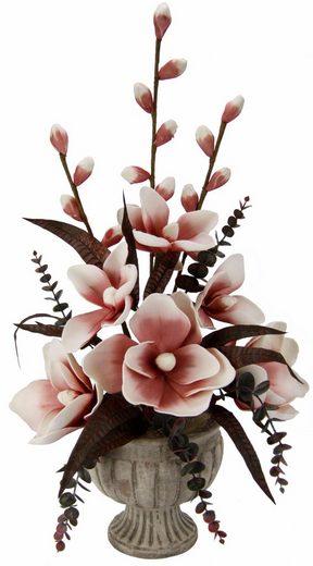 Kunstpflanze »Soft-Magnolie« Magnolie, I.GE.A., Höhe 65 cm