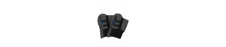 GO IN Gepolsterte Kniestrümpfe (2 Paar) ideal für Wintersportaktivitäten Verkauf Versorgung tih6DIlK