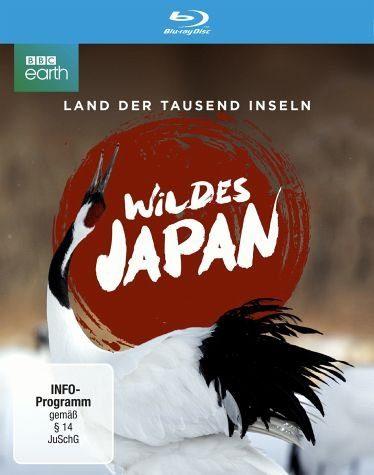 Blu-ray »Wildes Japan - Land der tausend Inseln«