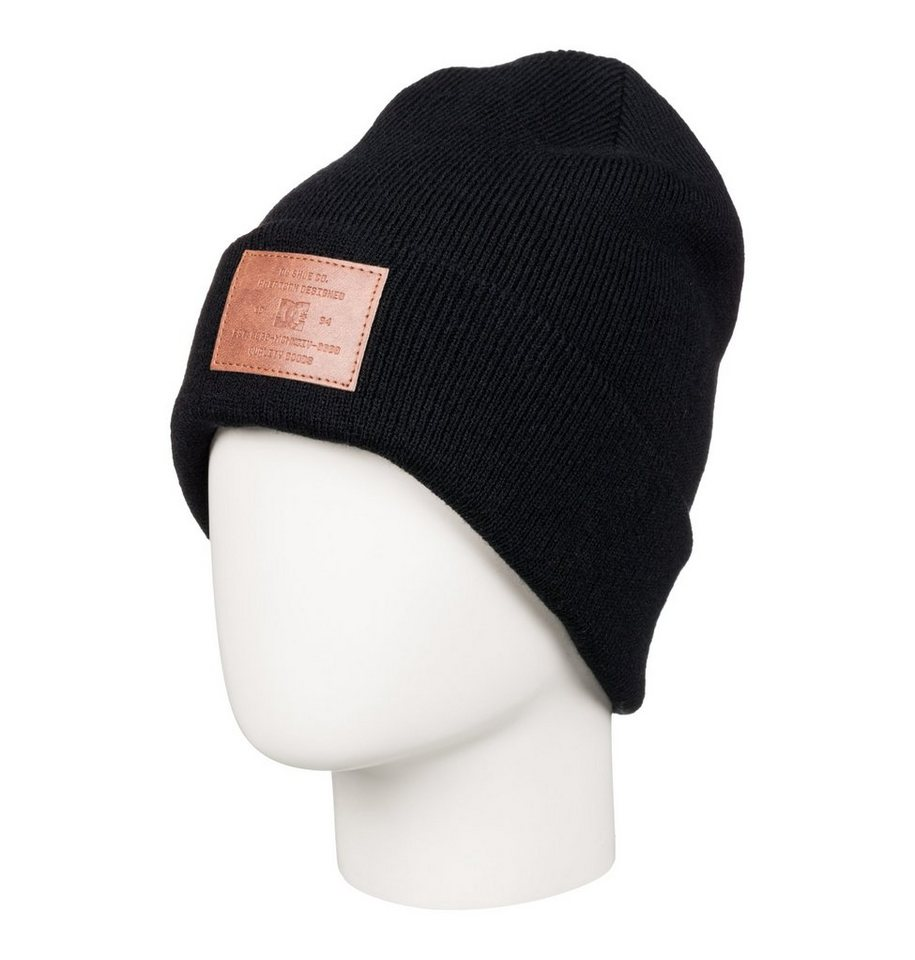 DC Shoes Fischerbeanie »Label« in Cordovan