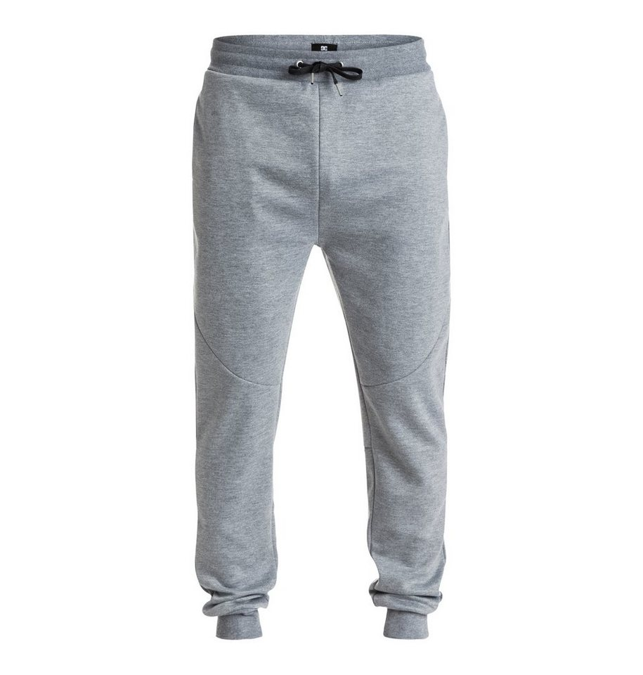 DC Shoes Jogginghose »Whittlesea« in steel gray