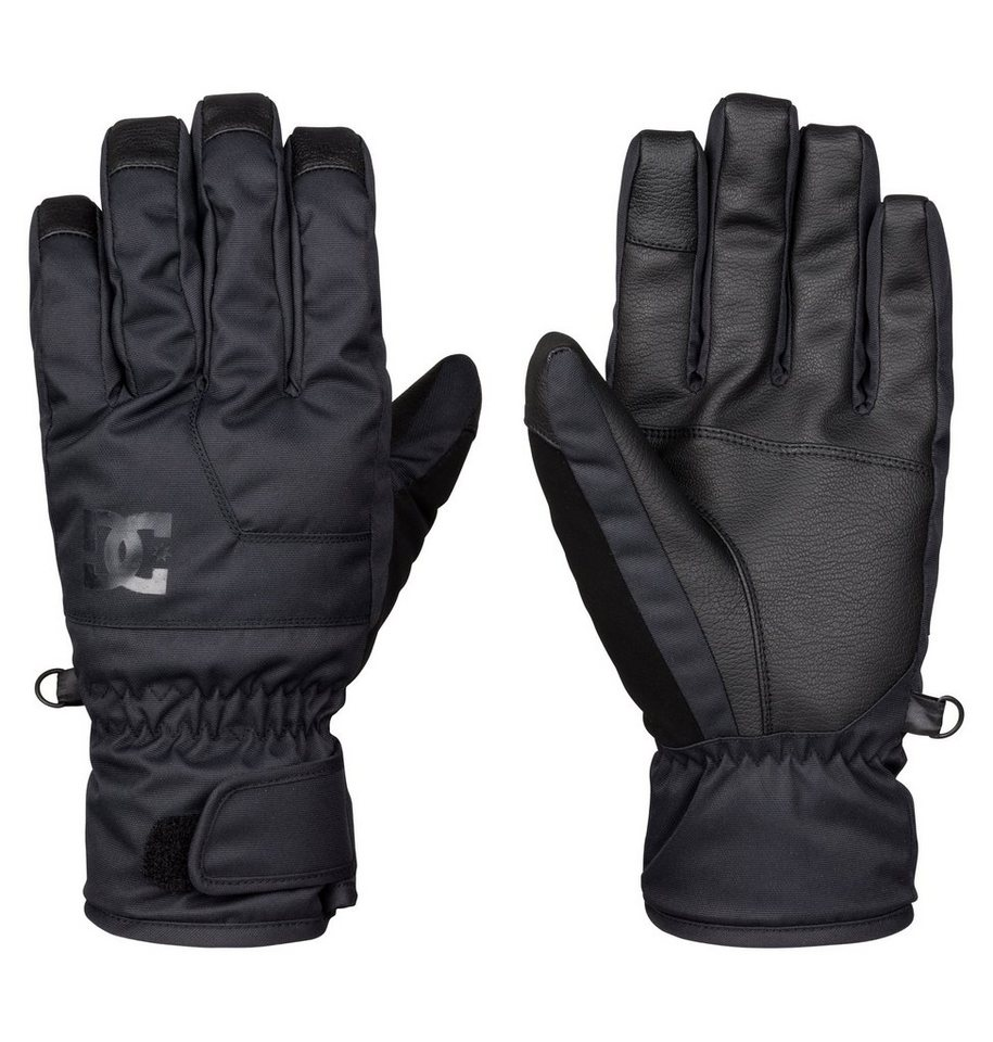 DC Shoes Schnee Handschuhe »Seger« in Anthracite