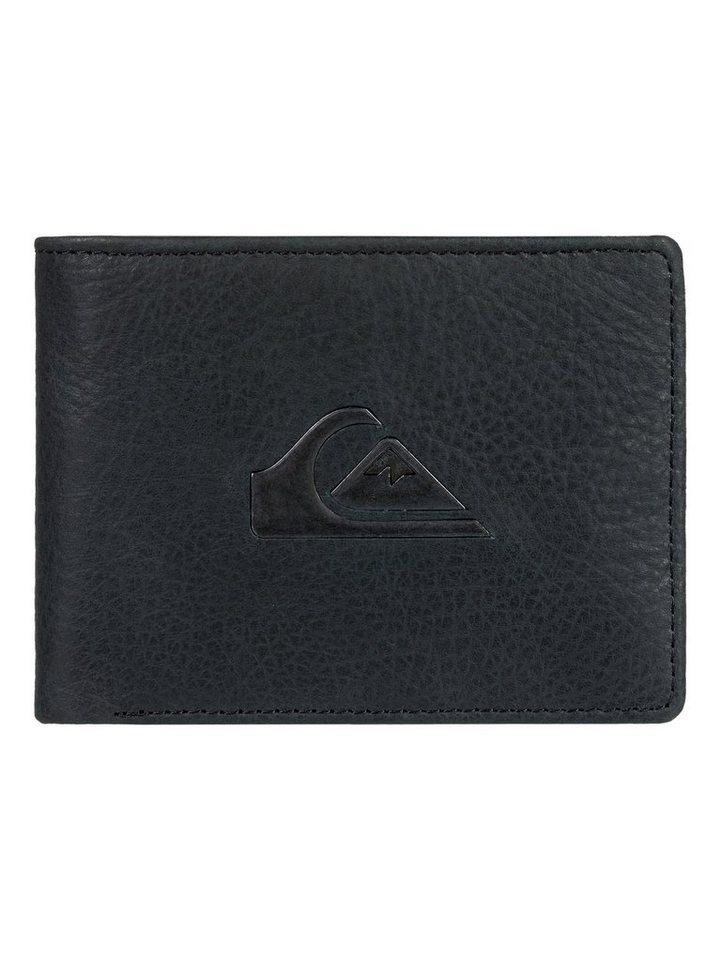 Quiksilver Leder-Portemonnaie »Miss Dollar« in Demitasse