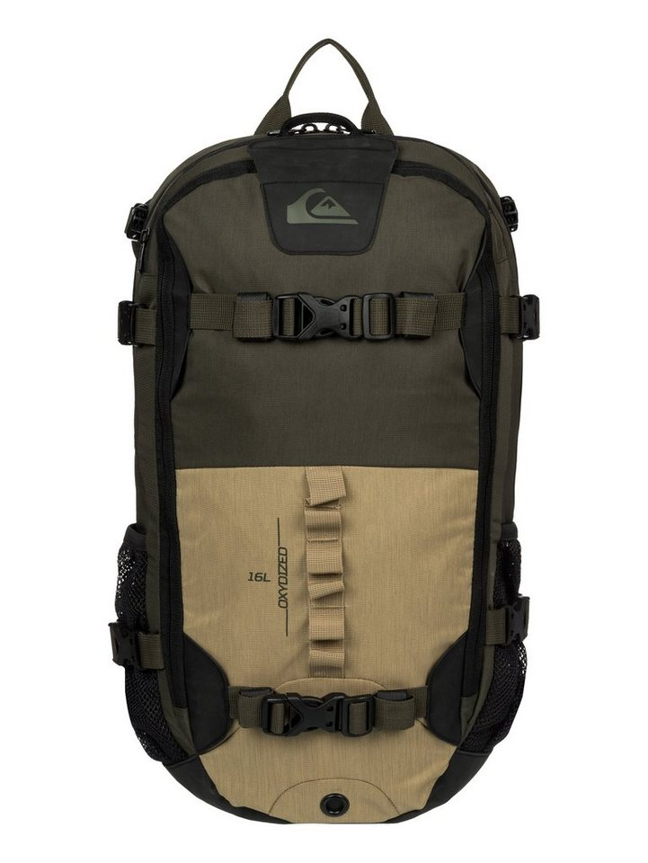 Quiksilver 21L Snow-Rucksack »Oxydized Tailored« in Forest night