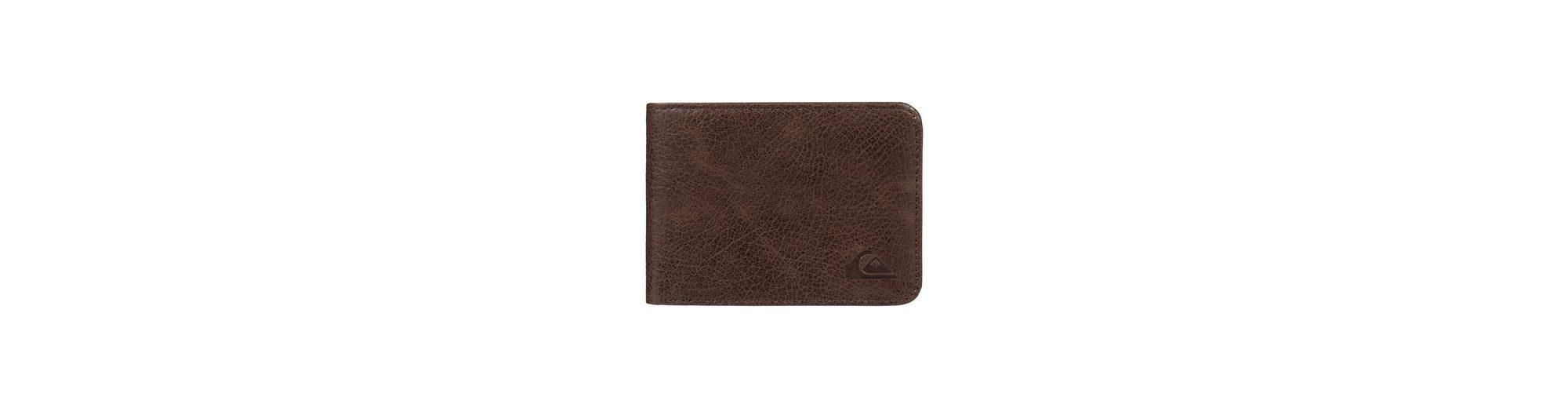 Quiksilver Leder-Portemonnaie »Round Up«