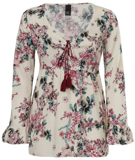 B.C. BEST CONNECTIONS by Heine Druckbluse mit Blumen