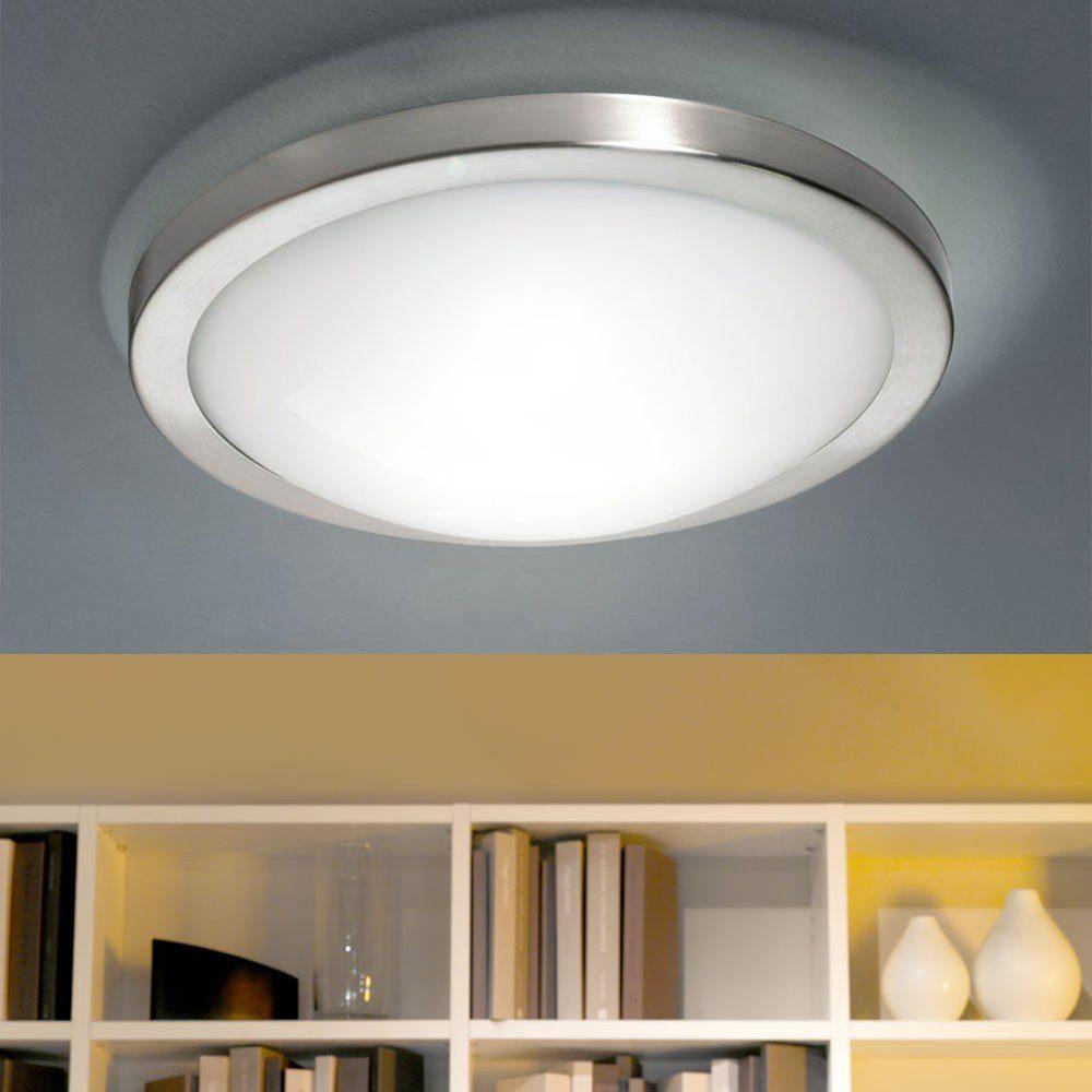 Licht-Trend Deckenleuchte »Lona LED-Deckenleuchte / Ø 41 cm / 1968 Lumen /«