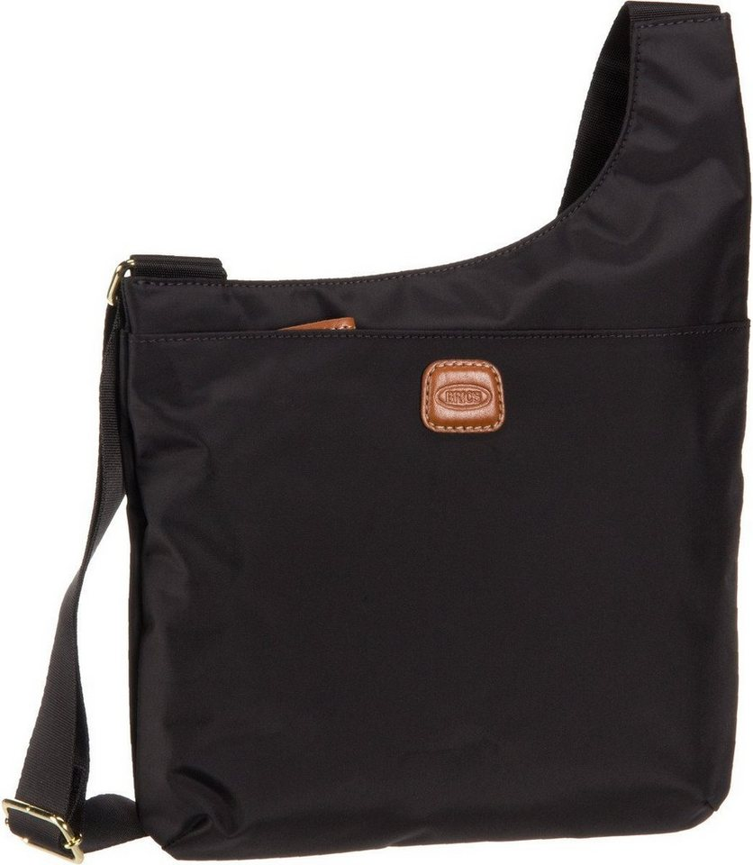 Bric's X-Bag Schultertasche 27 in Nero