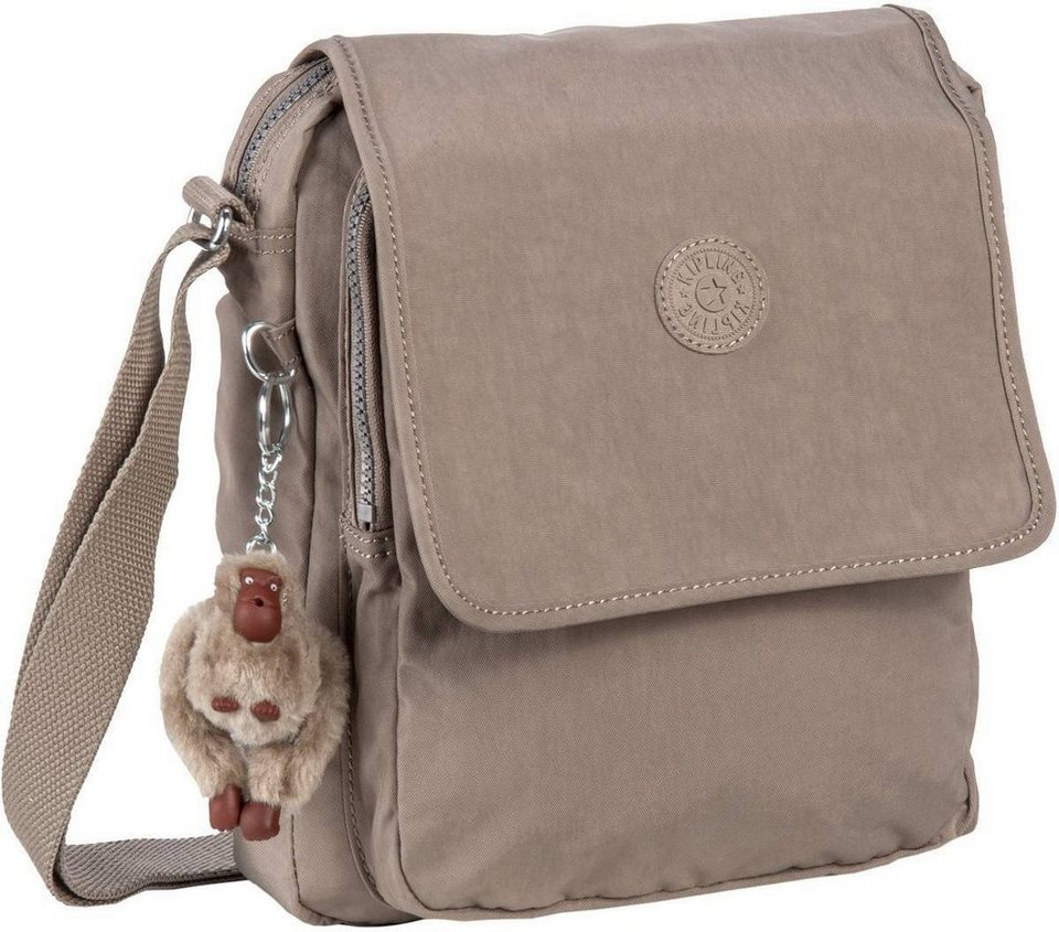 Kipling Netta in Warm Grey