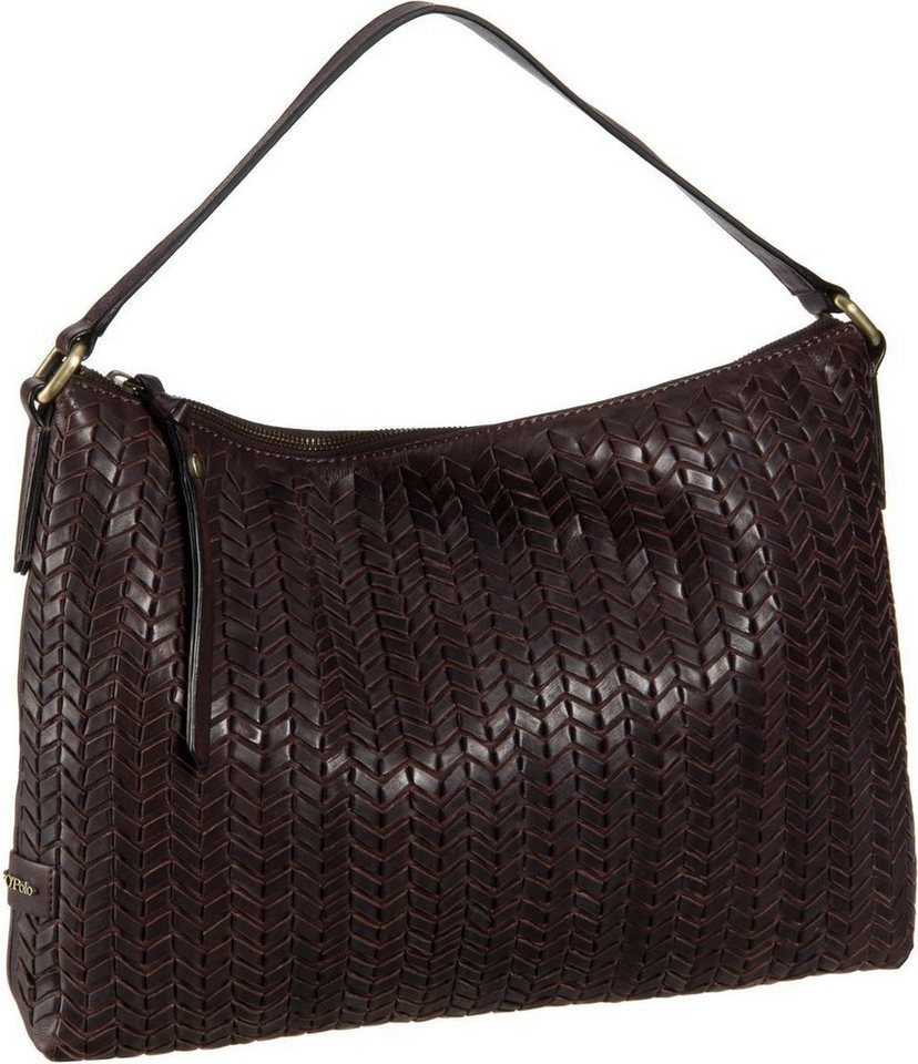 Marc O'Polo Vera Crossbody Bag M in Coffee