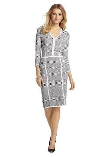 Lace Dress Apart V-neck