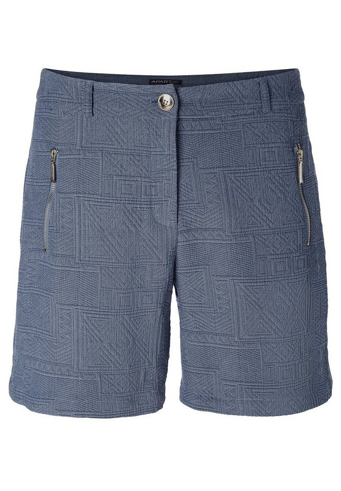 Apart Shorts in jeansblau