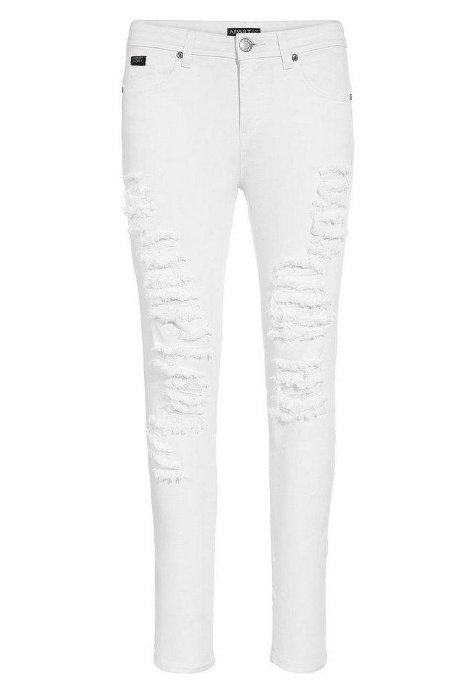 Apart Jeans in weiß