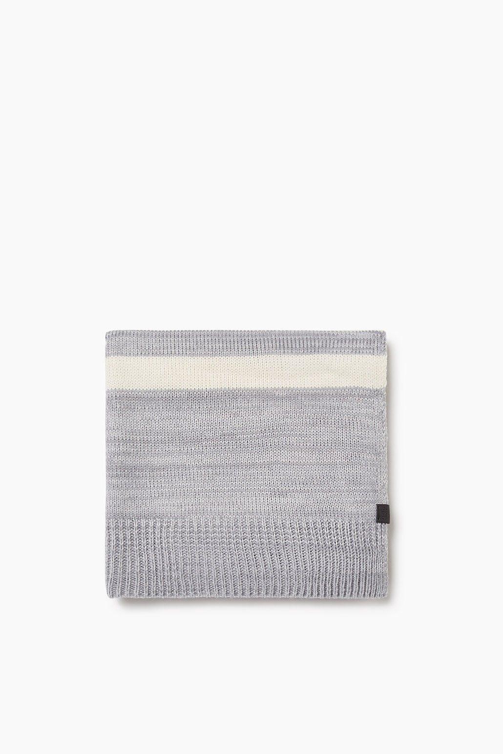 EDC Gestreifter Schal aus weichem Strick