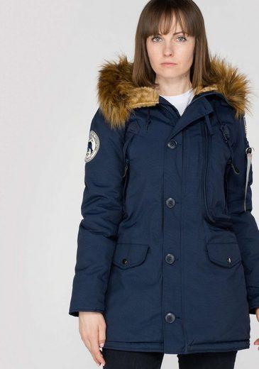 Alpha Industries Parka Polar Jacket Wmn