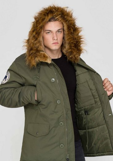 Alpha Industries Parka Polar Jacket
