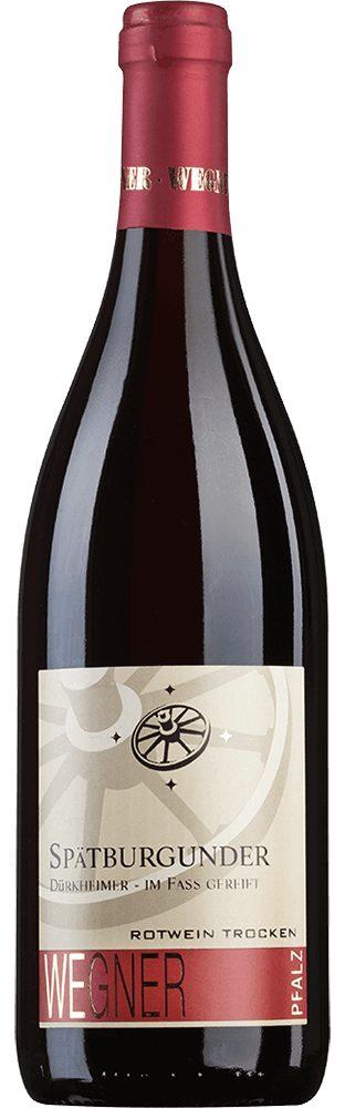 Rotwein aus Deutschland, 13,5 Vol.-%, 75,00 cl »2013 Spätburgunder Trocken«