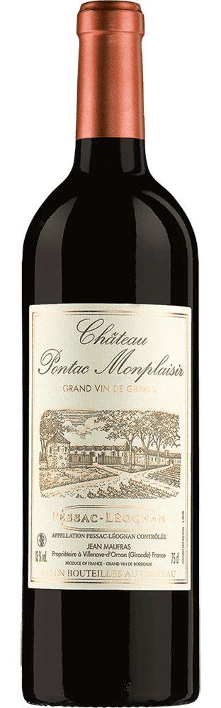 Rotwein aus Frankreich, 13,5 Vol.-%, 75,00 cl »2012 Château Pontac Monplaisir«