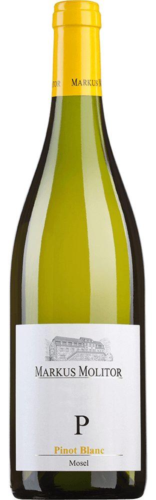 Weisswein aus Deutschland, 12,5 Vol.-%, 75,00 cl »2015 Pinot Blanc P«