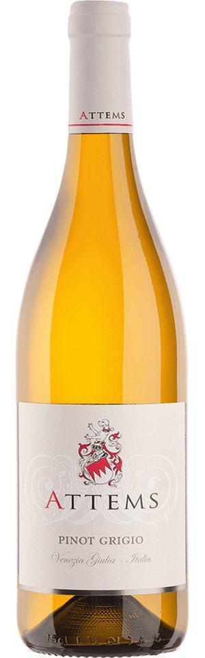 Weisswein aus Italien, 12,5 Vol.-%, 75,00 cl »2014 Pinot Grigio«
