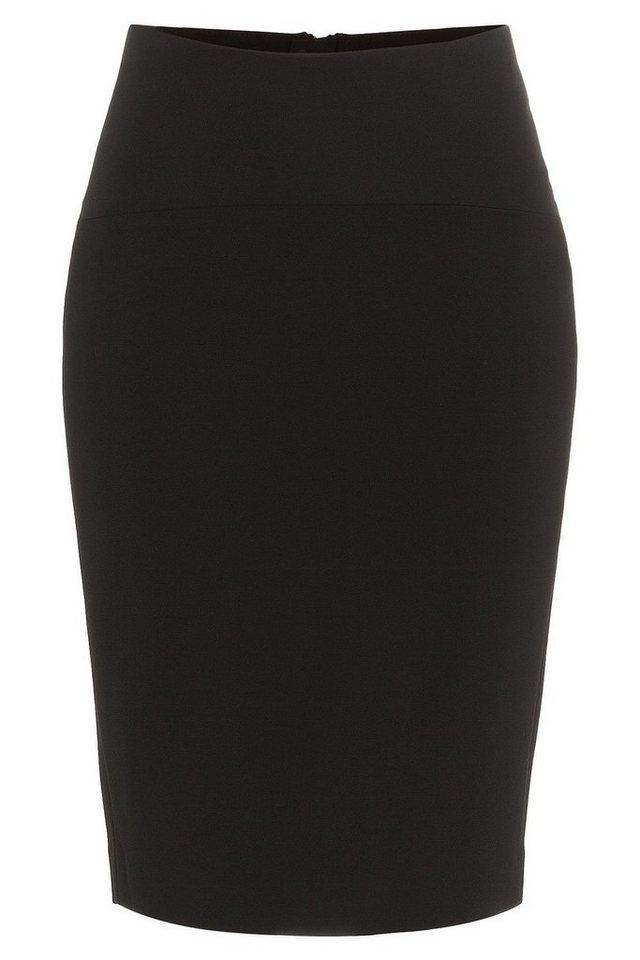 MORE&MORE Pencilskirt in schwarz