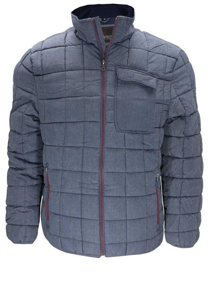 melvinsi fashion Winterjacke in Grau