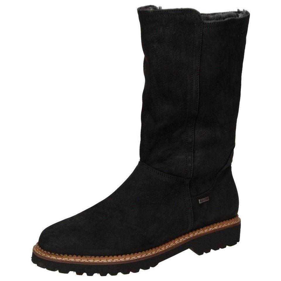 Sioux Stiefel »Veva-TEX-LF« in schwarz