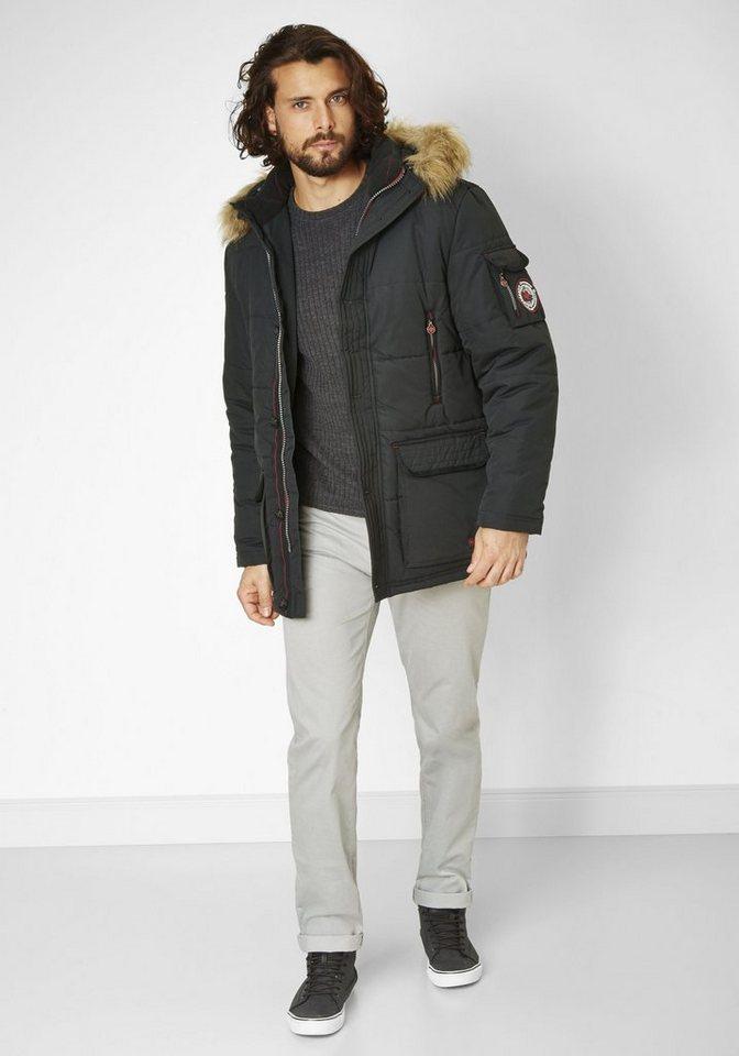 Redpoint wasserabweisende Funktionsjacke »Luke« in black