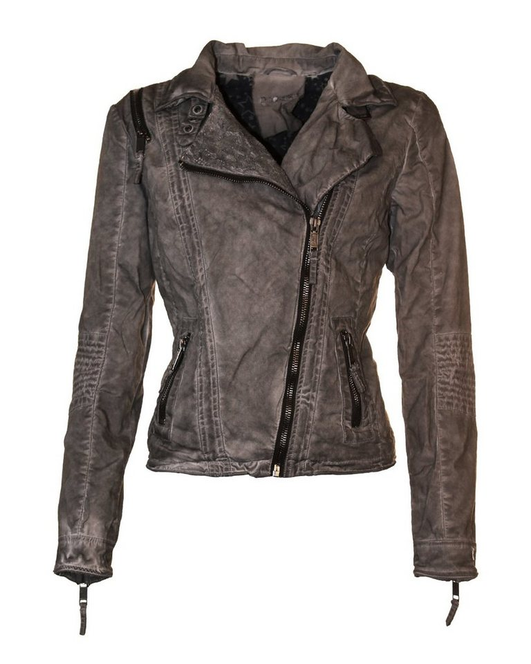 MAZE Textiljacke, Damen Roy in dark grey