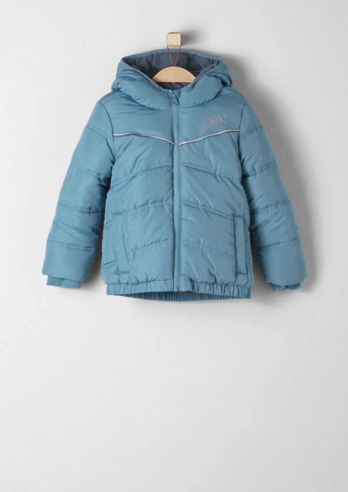 s.Oliver RED LABEL Junior Multifunktionale Winterjacke für Jungen in petrol