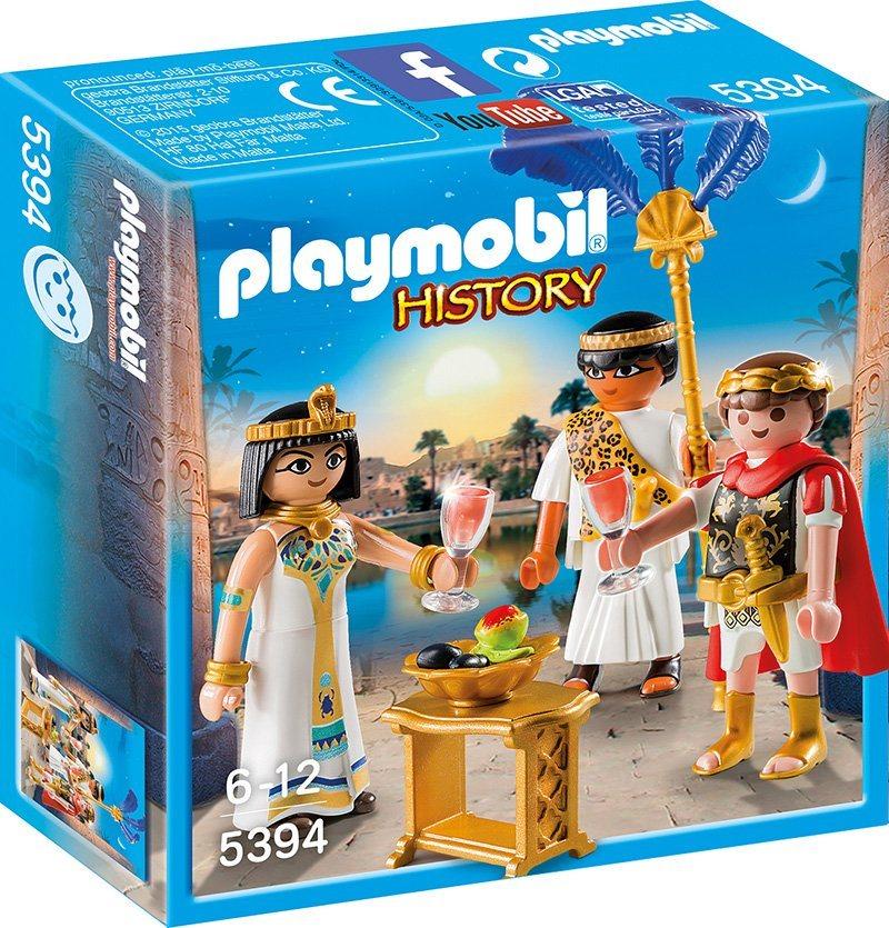 Playmobil® Cäsar und Kleopatra (5394), »History«