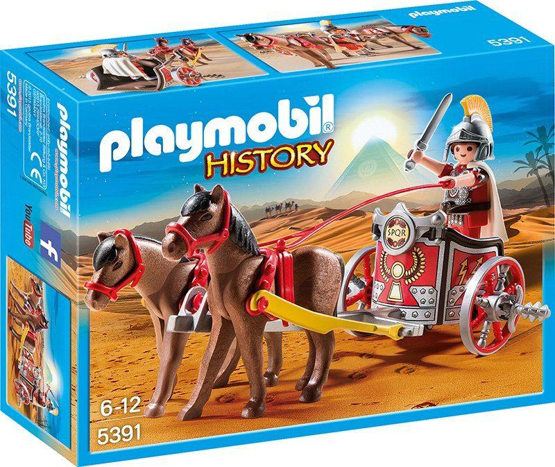 Playmobil® Römer Streitwagen (5391), »History«