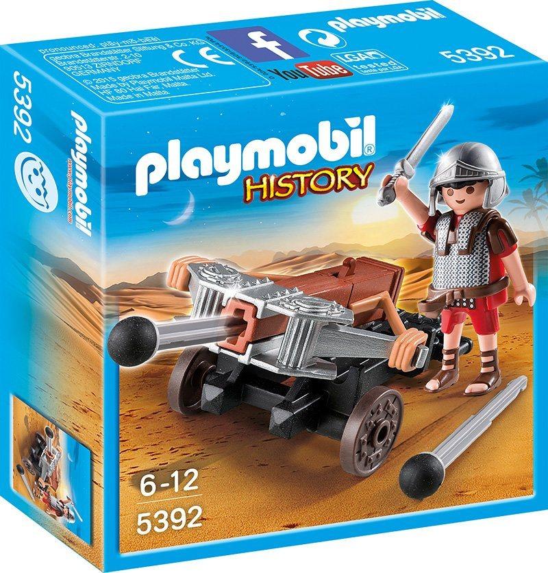 Playmobil® Legionär mit Balliste (5392), »History«