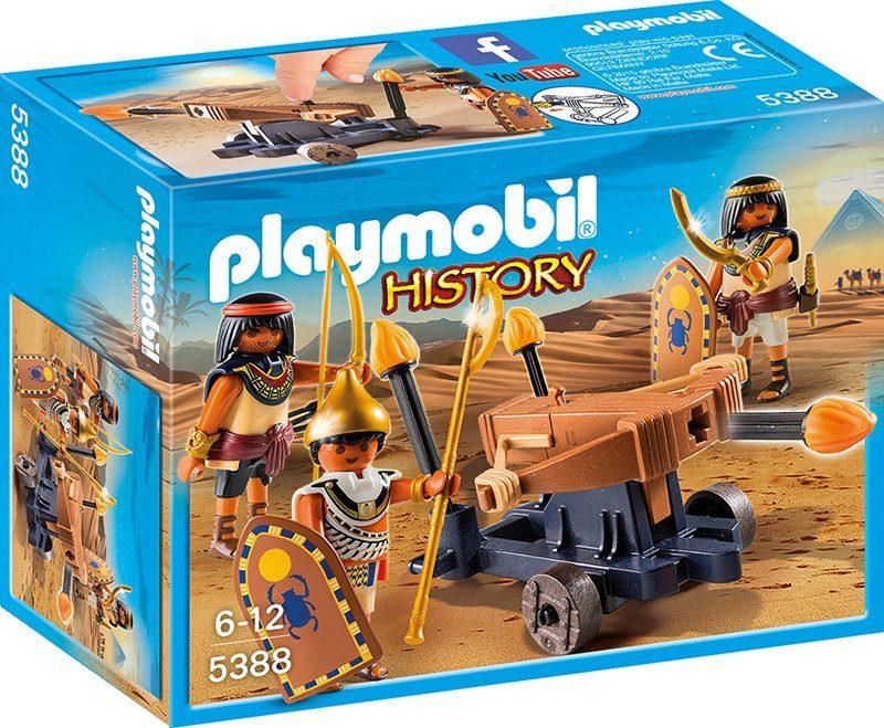 Playmobil® Ägypter mit Feuerballiste (5388), »History«