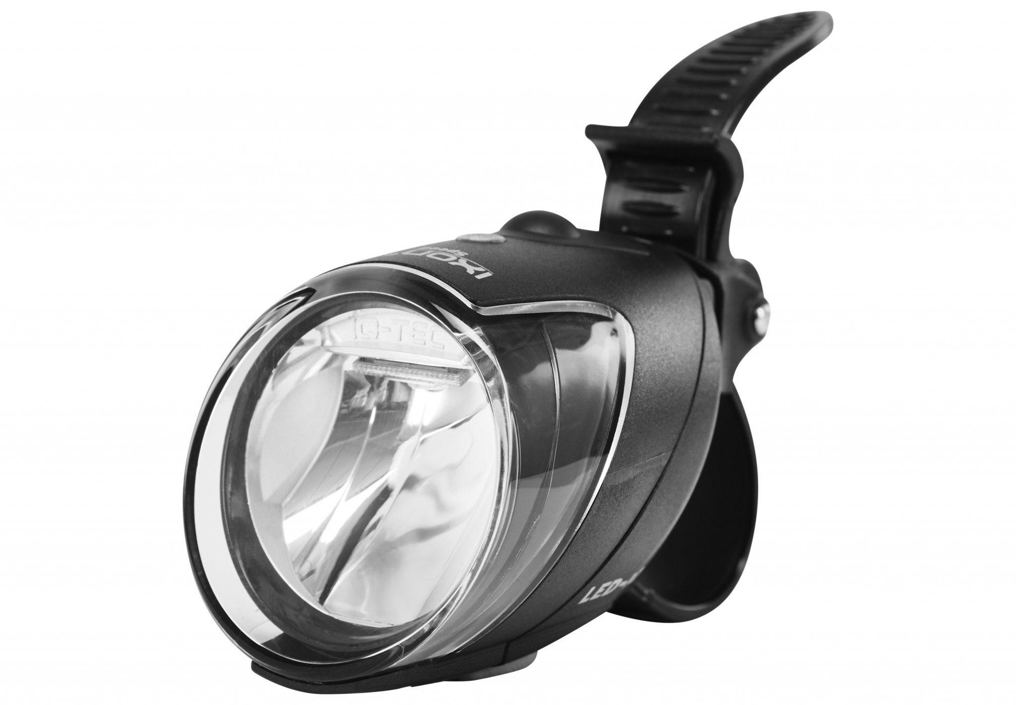 Busch + Müller Fahrradbeleuchtung »IXON IQ Speed Premium Frontscheinwerfer«
